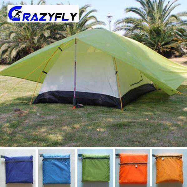 Crazyfly Camping Camping/outdoor Waterproof Camping Tent Sun Shelter Sunshade By Crazyfly