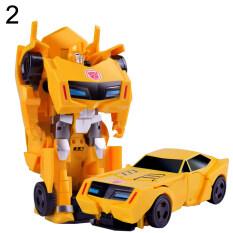 Đồ chơi mô hình xe đua biến hình robot cho bé trai Uh HA Honey (Sản phẩm có nhiều phiên bản lựa chọn, vui lòng chọn đúng sản phẩm cần mua) – INTL