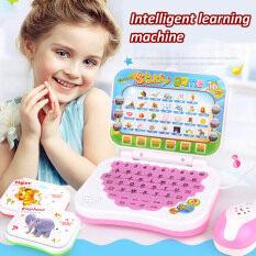 [Hàng quốc tế | Lưu ý thời gian giao hàng dự kiến]Máy tính xách tay đồ chơi trẻ em học tiếng anh luyện tập ngôn ngữ – INTL