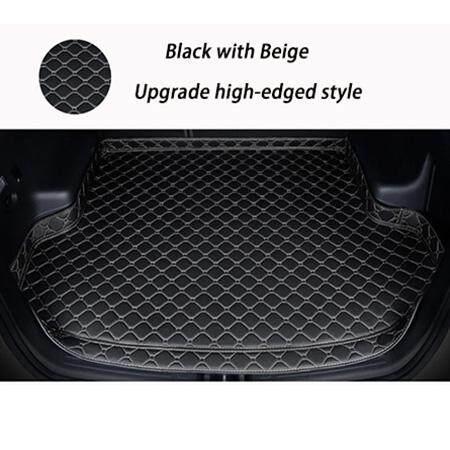 Car Rear Trunk Floor Mat,Boot Liner Cargo For Hyundai Elantra AD 2016-2018