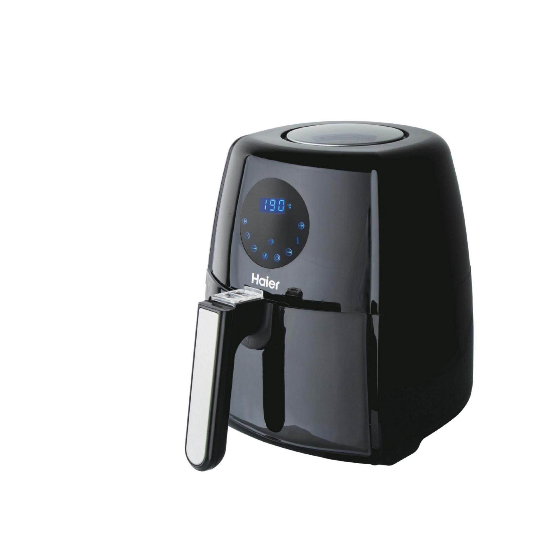 Haier HA-AF253 Air Fryer (2 5L) With Touch Control Panel LED