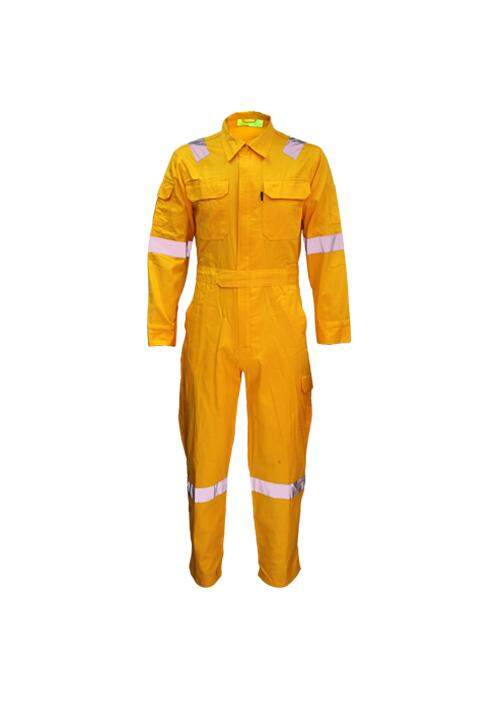 Smart Uniform Safety Coverall - 2XL Size