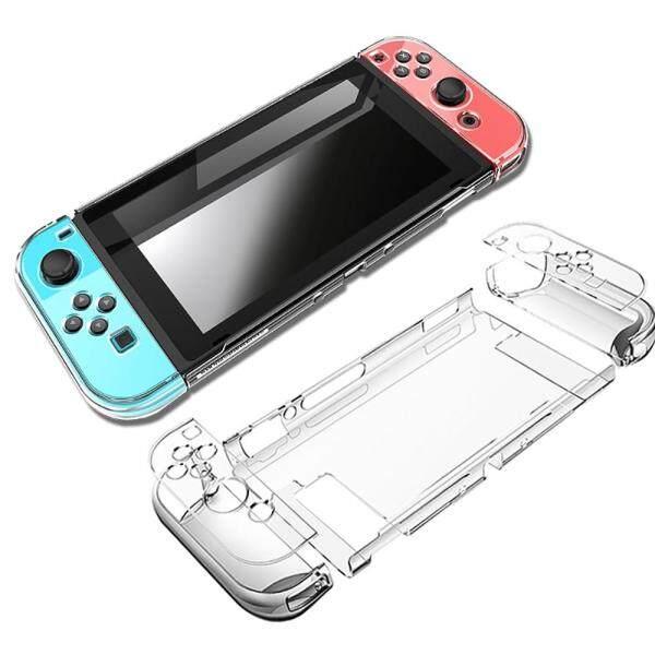 Giá 2019 Cho Nintendo Switch Trong Suốt Trong Suốt Chống Sốc Bảo Vệ Cứng Bao