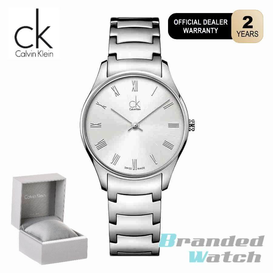 Calvin Klein CK K4D2214Z Womens Classic 32mm Quartz Analog Stainless Steel Dress Fashion Watch Malaysia