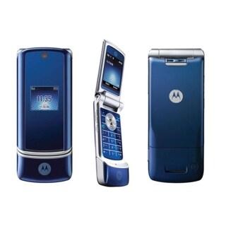 , Máy Ảnh Motorola Krzr K1 GSM 2MP, Điện Thoại Di Động Java Bluetooth Điện Thoại Nắp Gập thumbnail