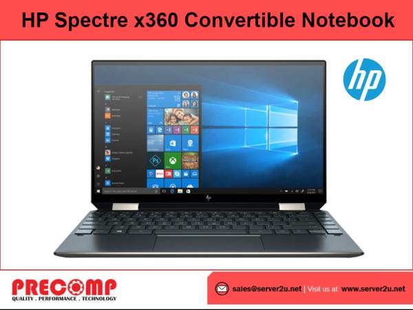 HP Spectre x360 13-aw0224TU Notebook (i7-1065G7.16GB.1TB) (9WN10PA) Malaysia