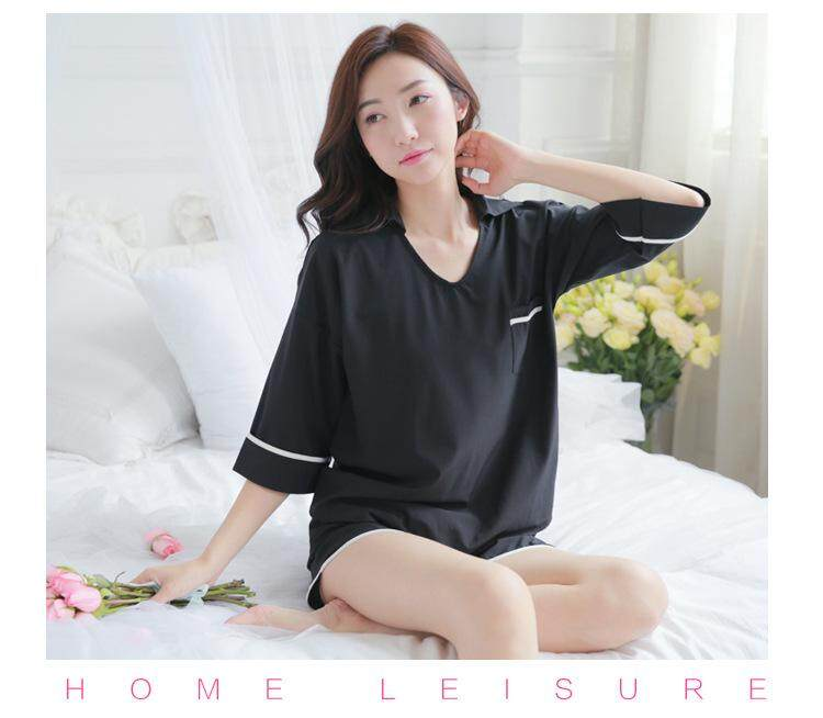 165e72df0402 Women s Summer Free Size Short Pajamas Nightwear Satin Silk Pajamas Set Sleepwear  Loungewear