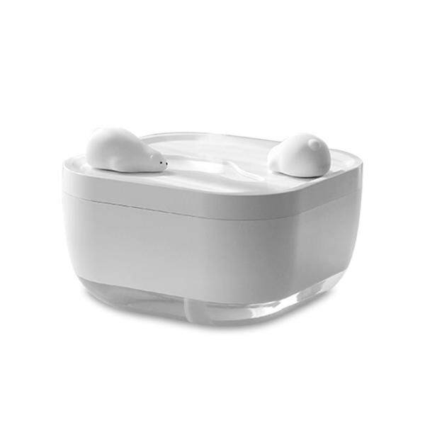 Remax Cute Pet Humidifier Small Office Desk Surface Panel USB Bedside Spray Portable Mini Cute Air Purification Household Mute Bedroom Dormitory Students Moisturizing Pregnant Women Infant night Light Singapore