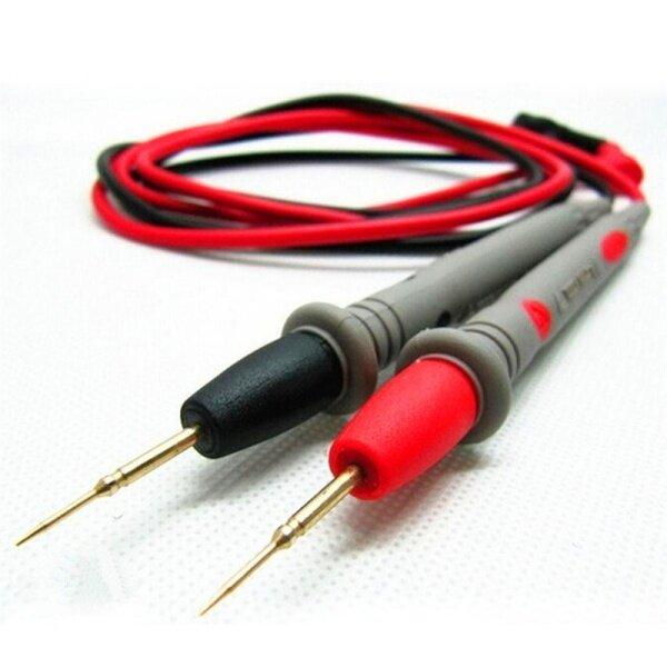 SHUNCHANG 2pcs Hot Universal Digital Multimeter Multi Meter Test Lead Probe Wire Pen Cable