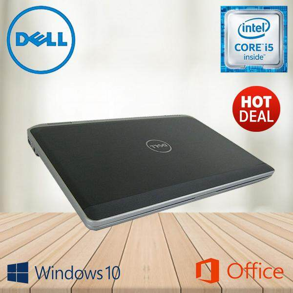 DELL LATITUDE E6430 - CORE I5/ 4GB DDR3 RAM/ WINDOW 10 PRO/ HDMI/ SUPERDUTY [ 1 YEAR WARRANTY ] Malaysia