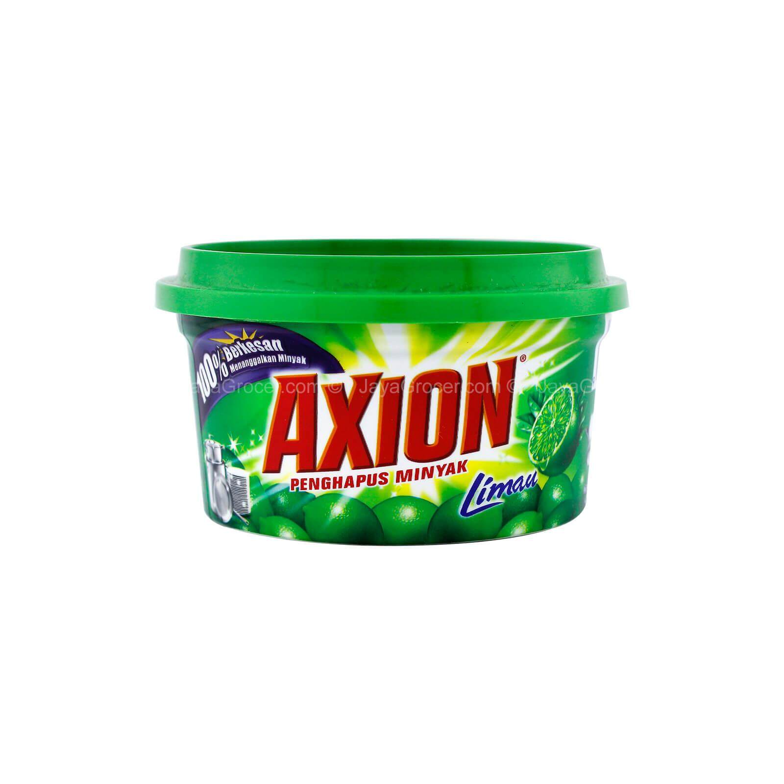 Axion Dishwashing Paste 200g Lime
