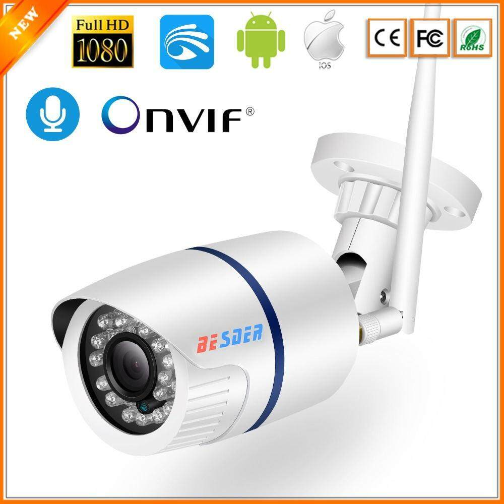 Besder Yoosee Wifi 1080p Ip Camera Outdoor Security Camera Waterproof Onvif 20m Ir Night Vision Motion Detect Rtsp By Besder Official Store.