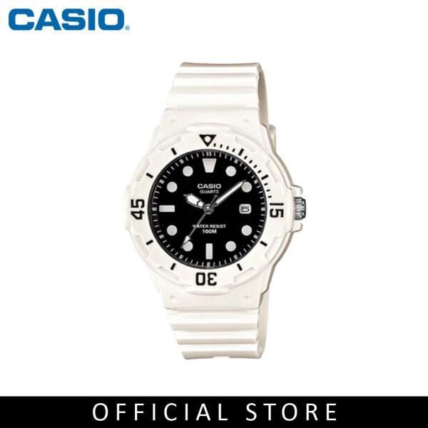 Casio General LRW-200H-1E White Resin Band Women Youth Watch Malaysia