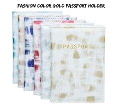 Anper In PU Leather Travel Passport Chủ Thời Trang Hộ Chiếu Bìa Thẻ Tín Dụng ID Bag Với Đi Du Lịch