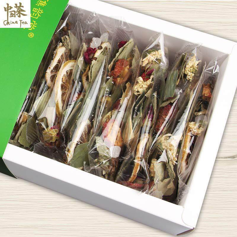 [High Quality, Fast Delivery] Lemon Lotus Leaf Tea, Boxed Herbal Tea 240g