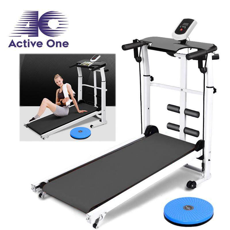 ActiveOne Multi-Function Slimming Mini Walking Machine Home Exercise Fitness Gym Mini Foldable - Fulfilled by ACTIVEONE