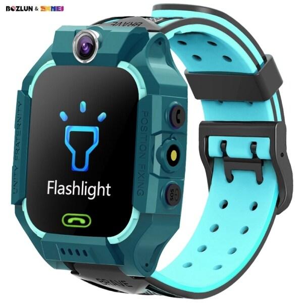 Đồng hồ điện thoại thông minh Skmei bozlun cho trẻ em đồng hồ đeo tay chống nước có màn hình cảm ứng GPS làm quà tặng cho bé trai và bé gái w39