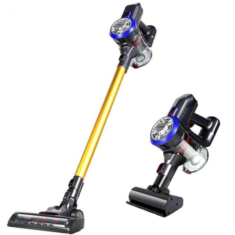 【Free Shipping】Dibea D18 Cordless Handheld Vacuum Cleaner Large Suction Dust Collector 9000Pa Max Suction Singapore