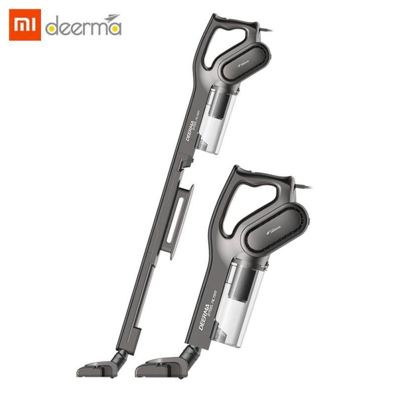 【Free Shipping】100% Original Deerma DX700S Household Cordless Upright Vacuum Cleaner 2-in-1 Upright Handheld Cleaner Three-layer Filtration Flexible Cleaning Singapore