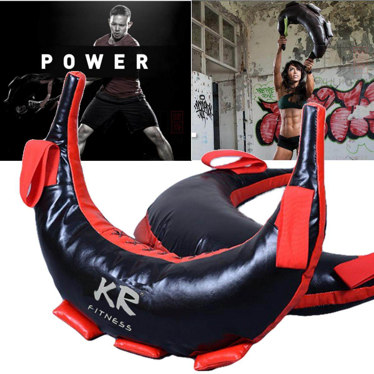 Bulgarian Weighted Bag Power Bags Fitness Workout Slam Training Boxing Hungarian12kg By Freebang.