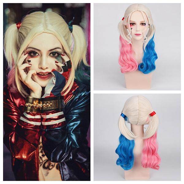 4PCS Kids Baby Suicide Squad Harley Quinn Cosplay Halloween Costumes for Girls