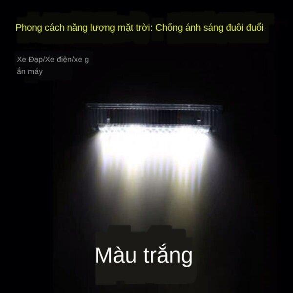 Bảng giá Xe Năng Lượng Mặt Trời Cảnh Báo Ánh Sáng Đèn An Toàn Tránh Va Chạm Đèn Led Xe Máy Ban Đêm Không Cần Kết Nối Đèn Flash Sửa Đổi