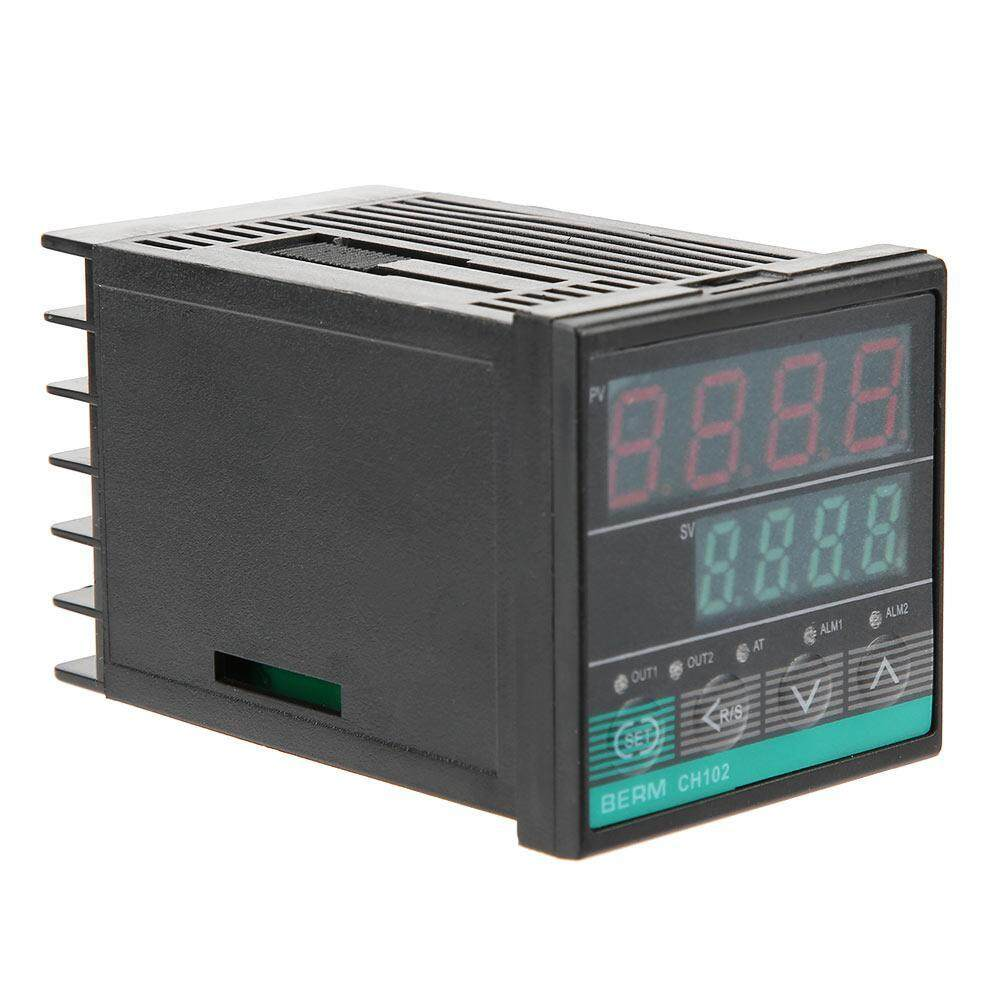 【High Accuracy】REX-CH102FK02-MV*AB RELAY/SSR Output Temperature Controller with Alarm Function