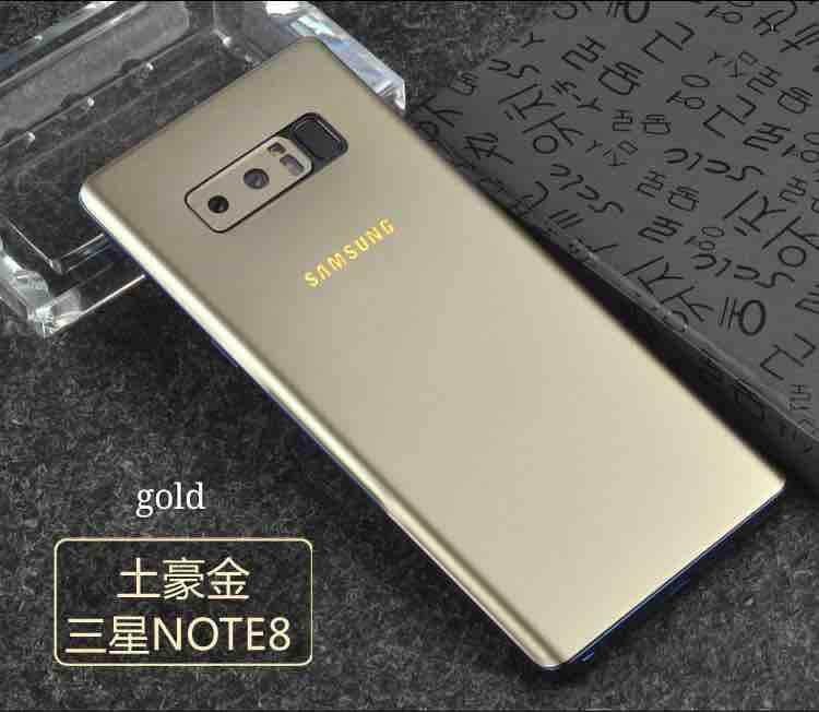Decal Full Body Sticker Skin For Samsung Note 8/9/s8 /s8 Plus/ S9/ S9 Plus By Myrock.
