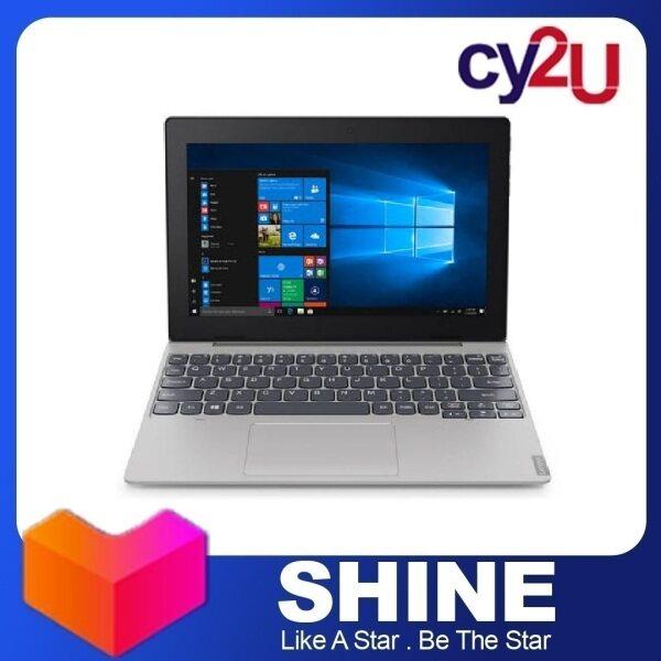Lenovo IdeaPad D330-10IGL 82H0000PMJ 10.1 HD Laptop - Mineral Grey (Intel Celeron N4020, 4GB RAM, 128GB eMMC, Intel UHD Graphics, Win10P) Malaysia