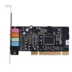 Card Âm Thanh PCI Cổ Điển 5,1ch CMI8738 Chipset Âm Thanh Máy Tính Để Bàn Kỹ Thuật Số Âm Thanh Thẻ Pci Express 5.1 Kênh