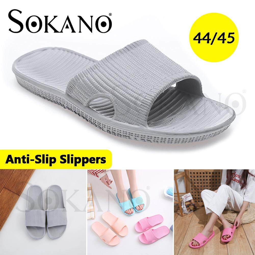 Sokano Antislip Slippers Women Men Anti