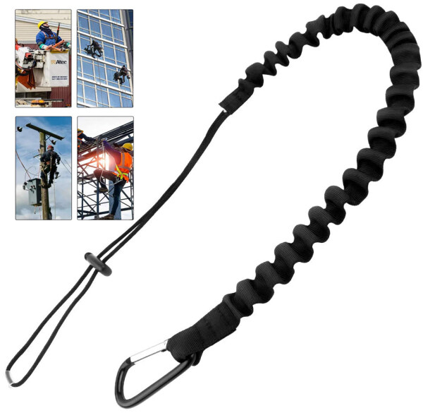 Tool Lanyard,Safety Tool Leash,Tools Fall Protection Equipment,20 Ib Working Limit