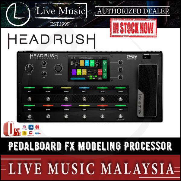 HeadRush Pedalboard Amp and FX Modeling Processor Malaysia