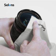 Selens Camera Lens Cleaning cloth Universal Microfiber