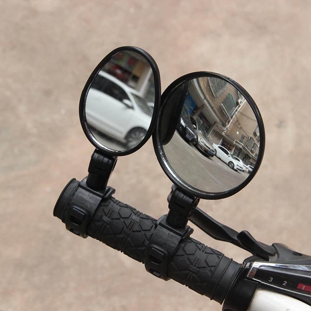 Weegubeng Andlebar กระจกมองหลัง 360 องศาหมุนสำหรับจักรยาน Mtb จักรยานขี่จักรยานอุปกรณ์.