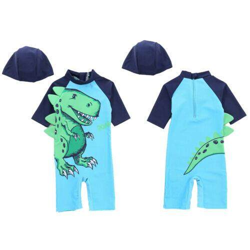 2pcs Baby Kids Boys Sun Protective Swimwear Rash Guard Costume Bathing Suits By Staire On.