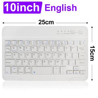 Bàn phím không dây kết nối Bluetooth dành cho máy tính bảng - INTL thumbnail