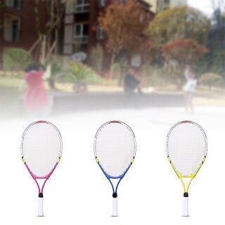 1 Vợt Tennis Luyện Tập Trường Học Hình Tam Giác Hợp Kim Nhôm Cho Người Mới Bắt Đầu Trẻ Em Thể Thao Ngoài Trời Tuổi Teen Đào Tạo Mạnh Mẽ Grip thumbnail