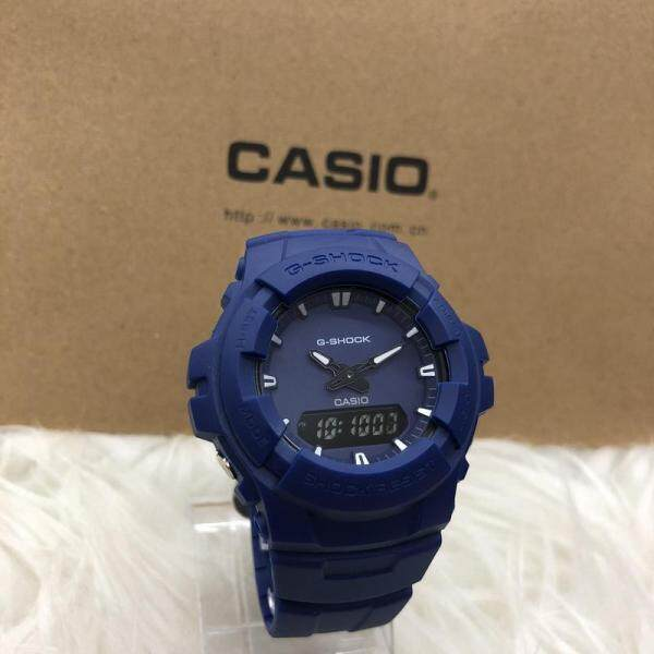 NEW SPORTS G_SHOCK_ DUAL TIME RUBBER STRAP WATCH FOR MEN Malaysia