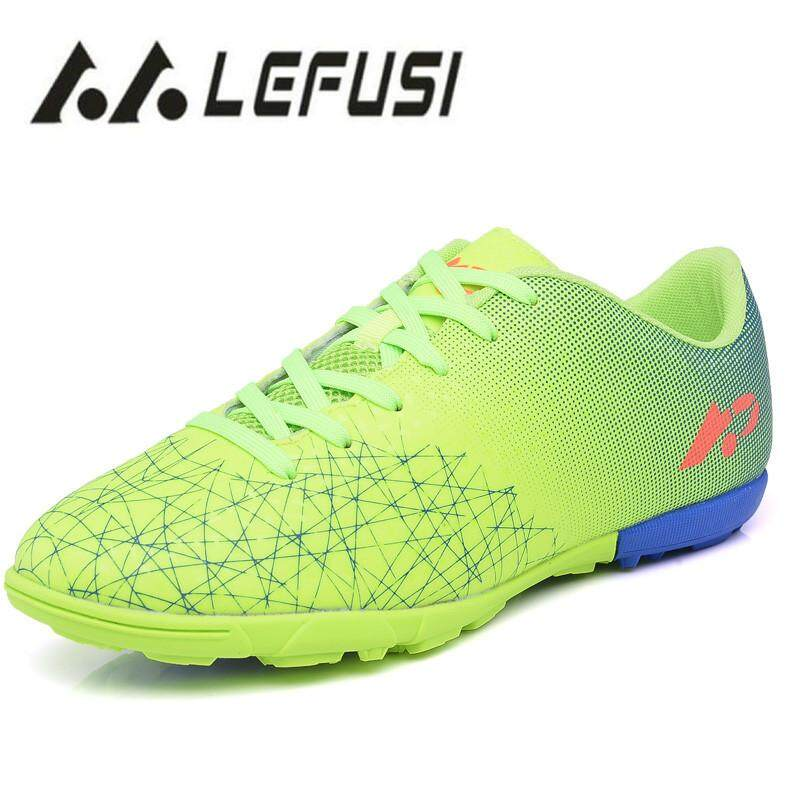 9c0c822ae Women Spike Soccer Shoes Men Professional Soccer Cleats Shoes Football Boots  Boy Kids Superfly Original Futsal