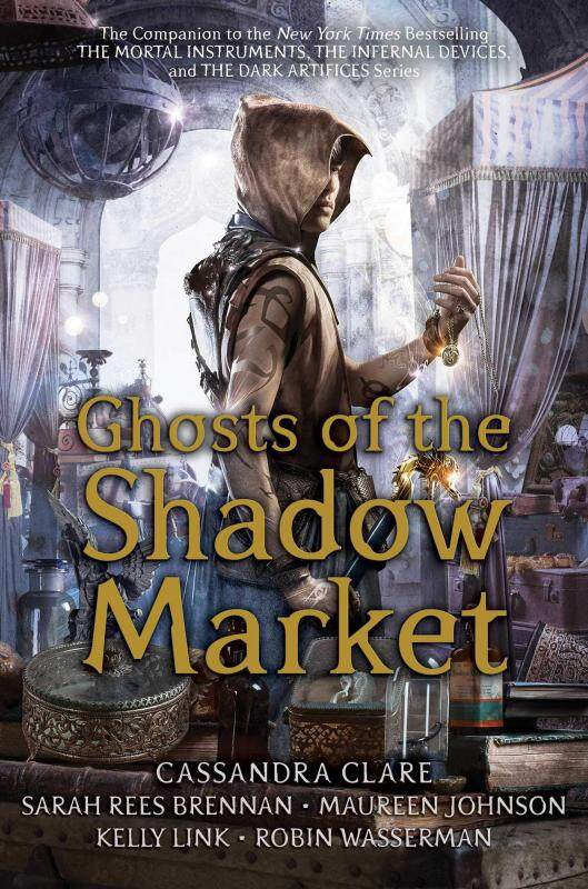 BORDERS Ghosts of the Shadow Market Paperback by Cassandra Clare (Author), Sarah Rees Brennan (Author) Malaysia