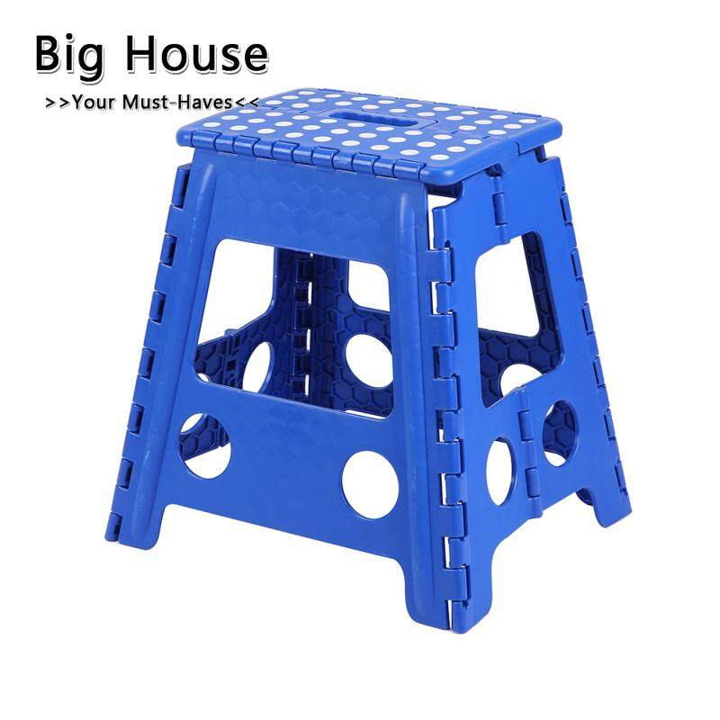 Big House Thicken Portable Dot Portable Kids Stool For Home Kitchen Bathroom
