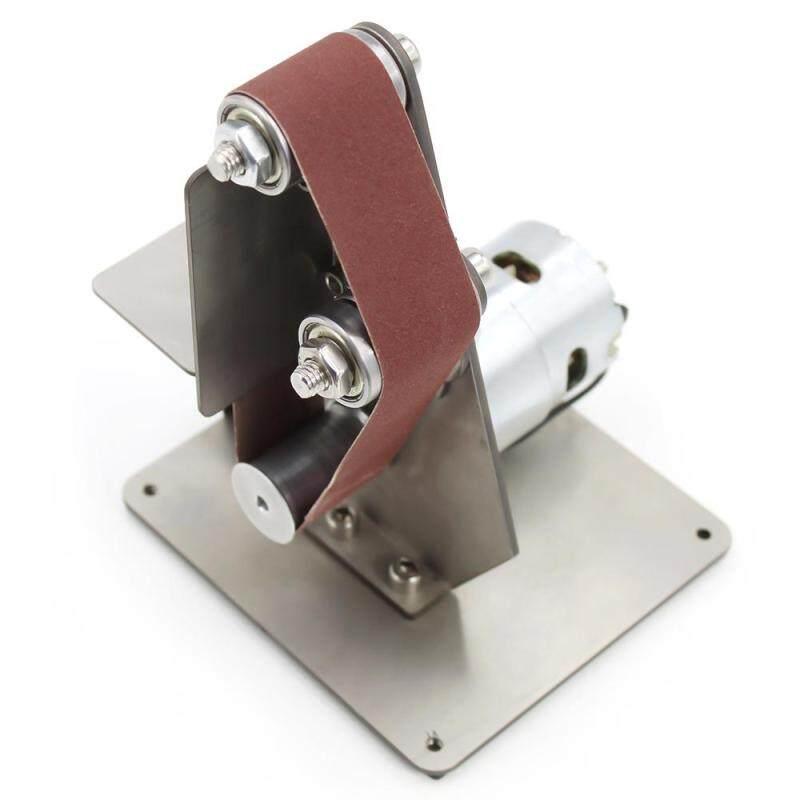Vertical Sand-belt Machine, Mini Sand-belt Machine, DIY Polishing and Polishing Machine, Fixed-angle Sharpener Table Cutting Edge Machine