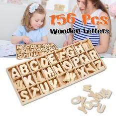 156 Cái Bảng Chữ Cái Bằng Gỗ Tô Điểm Chữ Cái Tiếng Anh Câu Đố Ghép Hình Scrabble Cho Trẻ Em Đồ Chơi Giáo Dục Trang Trí Nhà