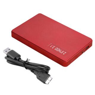 Ốp Ổ Đĩa Cứng SATA Type-C USB 3.1 2.5Inch, Hộp Đựng Ổ Cứng SSD Gắn Ngoài thumbnail