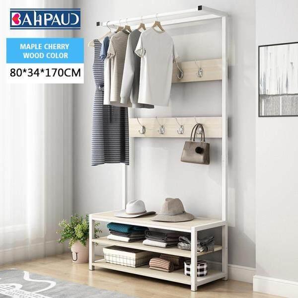 BAHPAUD Modern Minimalist Coat Rack Multifunctional Floor Rack