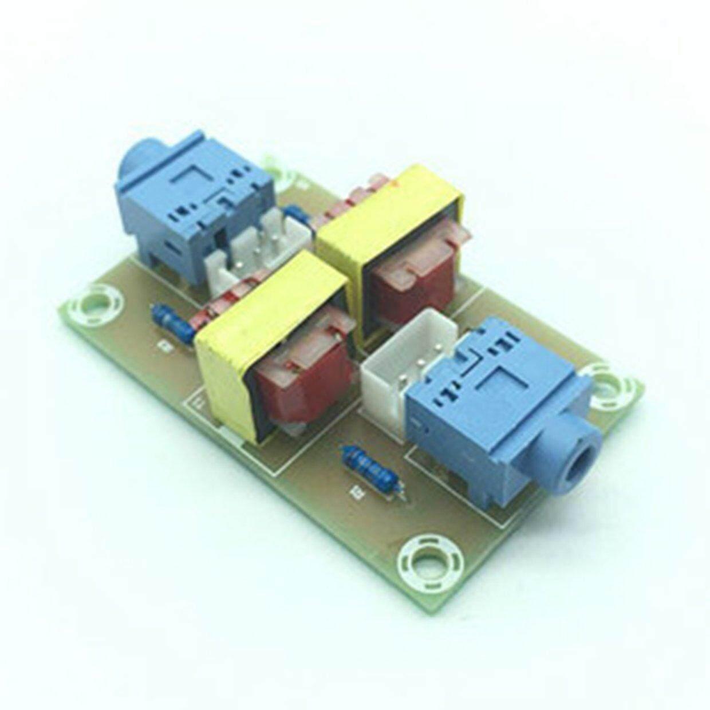 CELE M372 audio isolator/community suppression interference noise isolation module