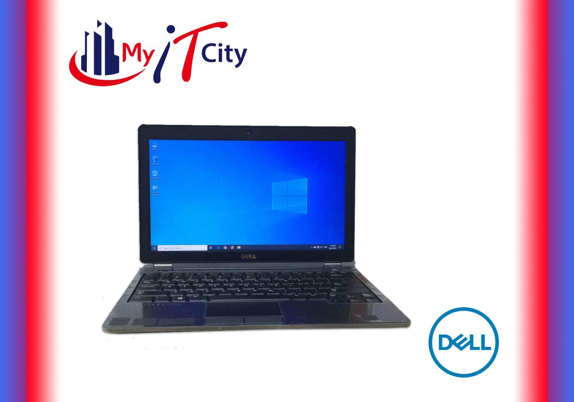 Dell Latitude E6230 - Core i5 3rd Gen / 4GB RAM / 120GB SSD / Windows 7 Pro / 3 Months Warranty (Refurbished) Malaysia
