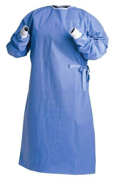 Disposable Isolation Gown (Non-Woven)/ Covix PPE Gown/ Front Liner Gown