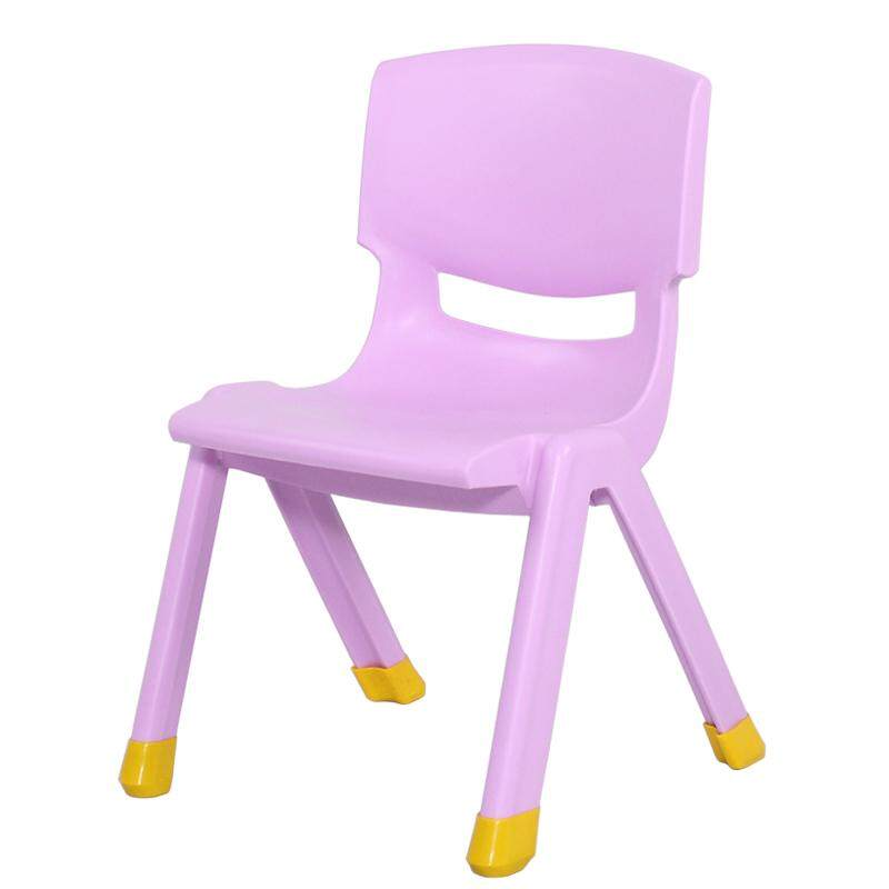 RuYiYu - 28cm Height, Stackable Plastic Kids Learning Chairs, The Perfect Chair for Playrooms, Schools, Daycares and Home